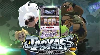 ジャッカスチームの画像