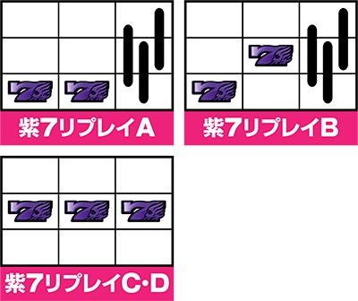 ゆるせぽね 紫7リプレイ