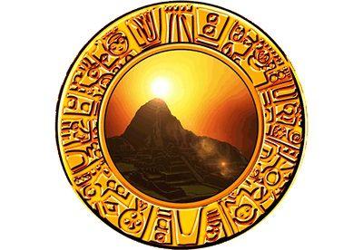 エルインカ~黄金文明~ 夕方背景