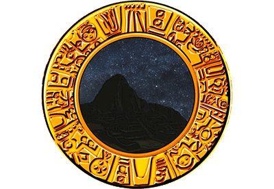 エルインカ~黄金文明~ 夜背景