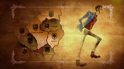 ルパン三世 世界解剖 ヒーローズロード終了画面