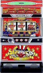 アイムジャグラーEX(6号機) 筐体画像