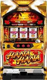ニューハナハナゴールド-30(6号機) 筐体画像