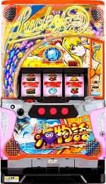 S Lucky海物語 筐体画像